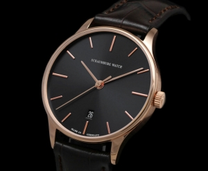SCHAUMBURG WATCH CLASSOCO 18k